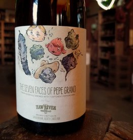 Haw River 'Seven Faces of Pepe Grano' Saison 500mL