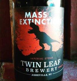 Twin Leaf Twin Leaf  'Mass Extinction' Imperial Stout 500ml