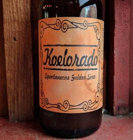 Trinity 'Koelorado' Spontaneous Golden Sour 375ml