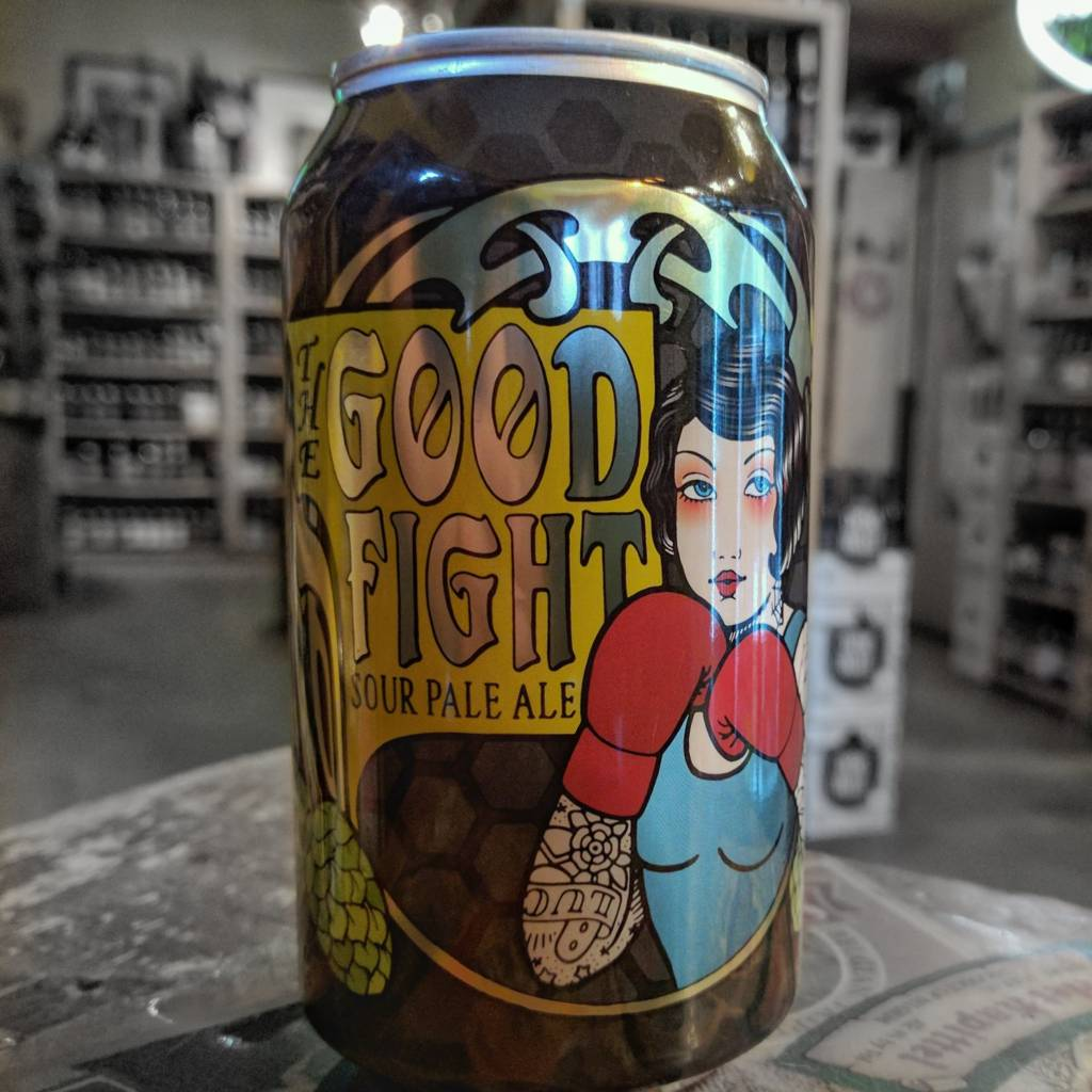 Bhramari 'The Good Fight' Sour Pale Ale 12oz Sgl (Can)