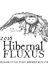 Allagash 'Hibernal Fluxus - 2016' Belgian Stout with Figs 750ml