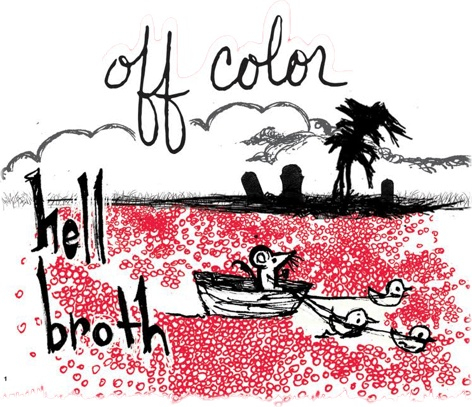 Off Color x Amager 'Hell Broth' Danish Style American Wild Ale 750ml
