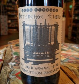 Innovation 'Difference Engine' Oak Aged Imperial Stout 22oz