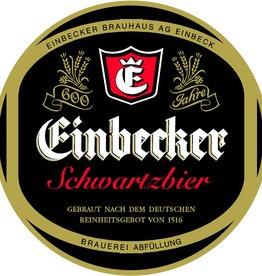 Einbecker 'Schwarzbier' Black Lager 12oz Sgl