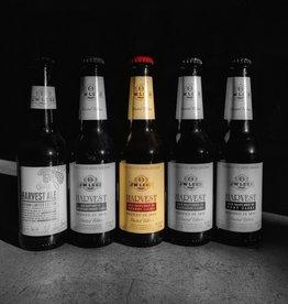 J.W. Lees 'Harvest Ale 2015 Vintage - Sherry Casks' 275ml