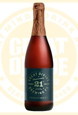 Great Divide '21st Anniversary' American Sour 750ml
