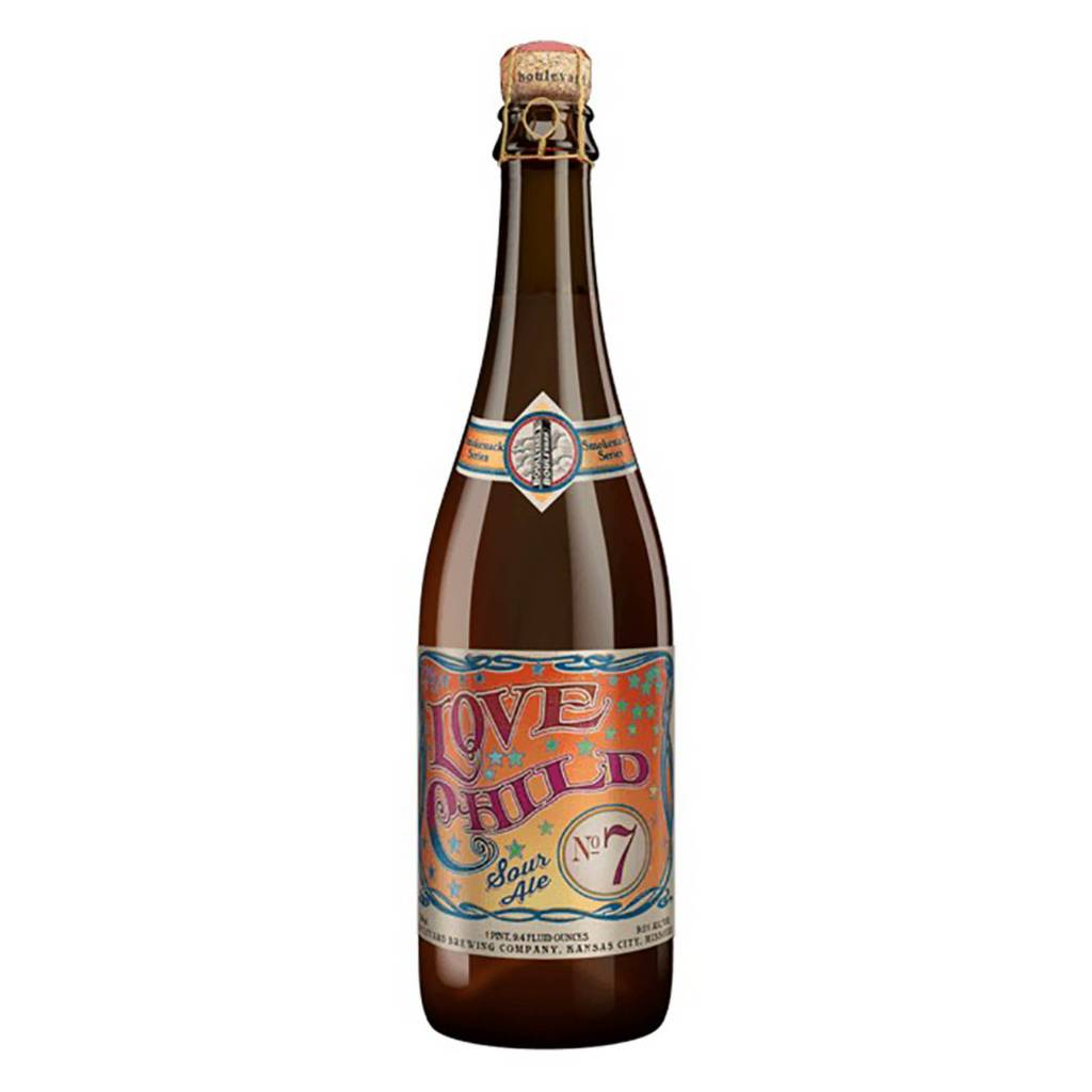 Boulevard Brewing Co. 'Love Child No. 7' Barrel Aged Sour Ale 750ml