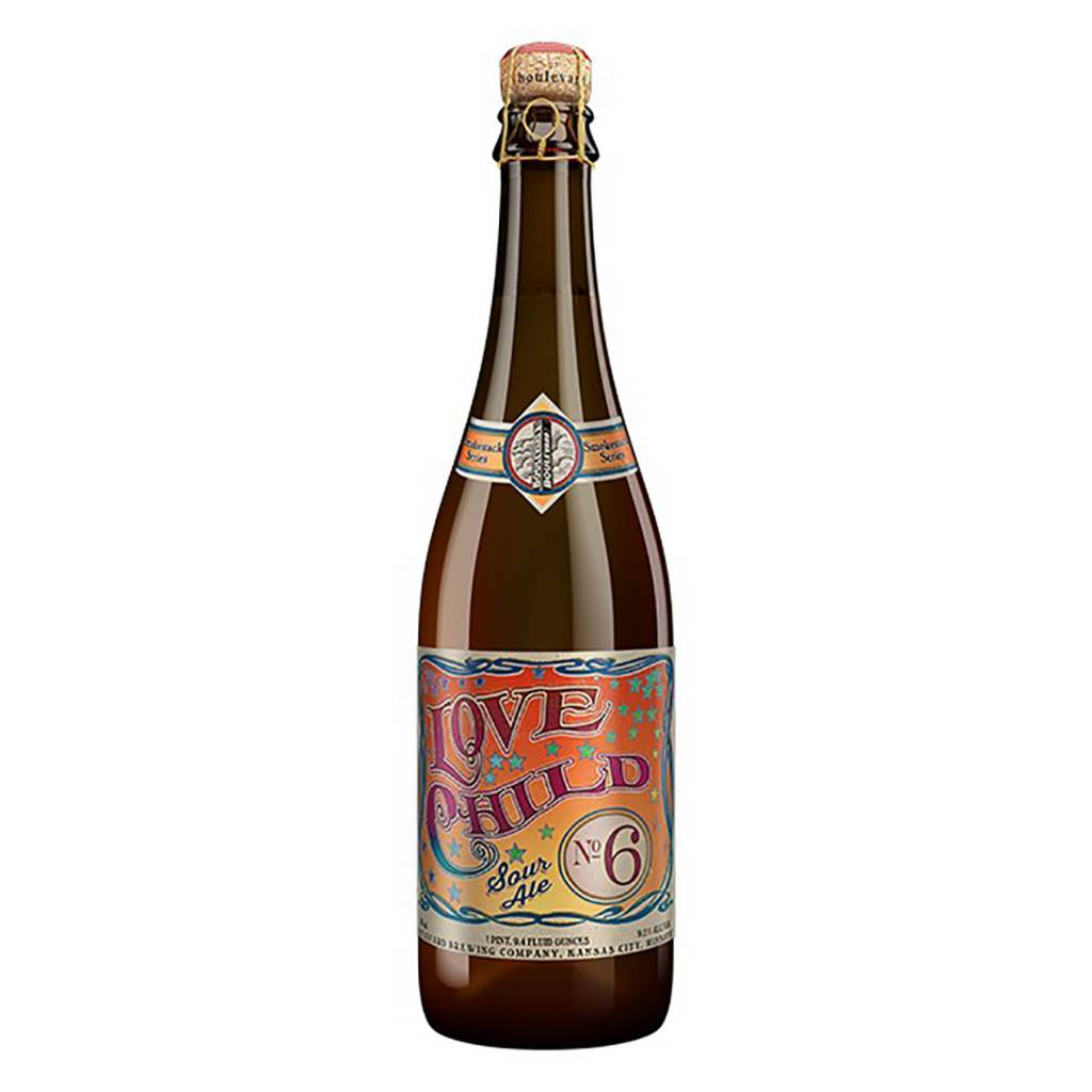 Boulevard Brewing Co. 'Love Child No. 6' Barrel Aged Sour Ale 750ml