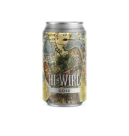Hi-Wire 'Gose' 12oz Sgl (Can)