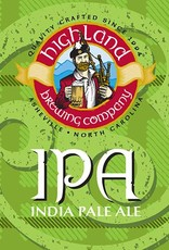 Highland Brewing Company IPA Case (12oz - Case of 24)