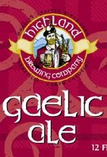 Highland Gaelic Ale Case (12oz - Box of 24)