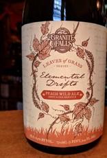 Granite Falls 'Elemental Drift' Peach Wild Ale 750ml