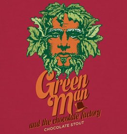 Green Man 'Chocolate Factory' Breakfast Stout 12oz Sgl