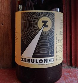 "Zebulon Artisan Ales 'For La Monte Young - Experimental Forest #1"" 750m"