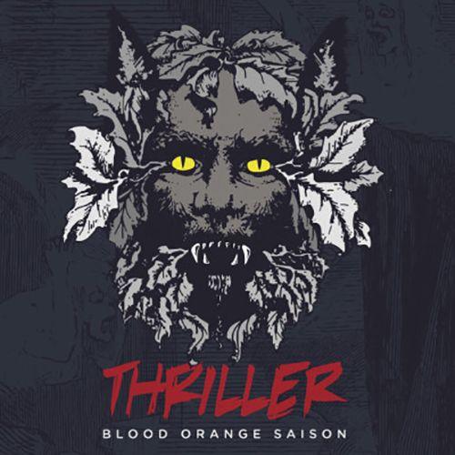 Green Man Green Man 'Thriller' Blood Orange Saison 750ml