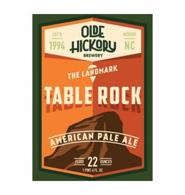Olde Hickory 'Table Rock Pale' 12oz Sgl