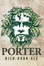 Green Man Brewery Porter Case (12oz - Box of 24)