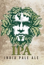 Green Man IPA Case (12oz - Box of 24)