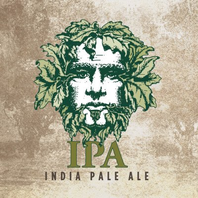 Green Man Brewery IPA Case (12oz - Box of 24)