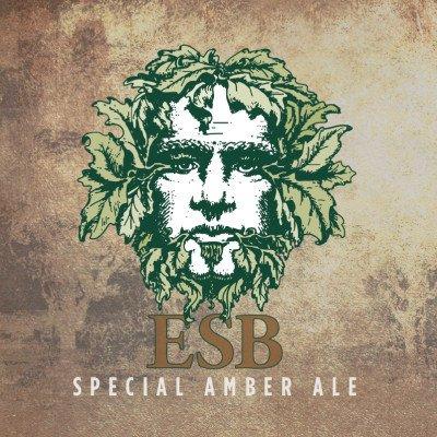 Green Man Brewery ESB Case (12oz - Box of 24)