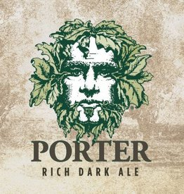 Green Man 'Porter' 12oz Sgl