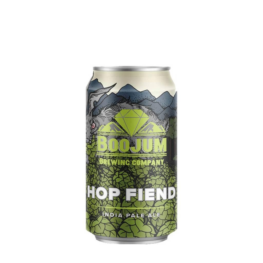 Boojum Brewing Co. 'Hop Fiend' IPA 12oz (Can)