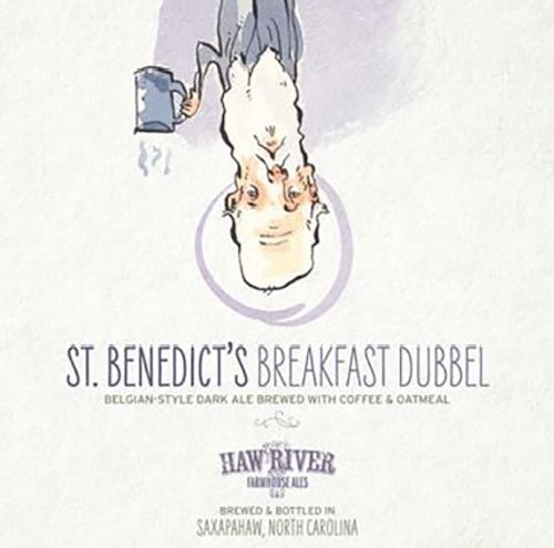 Haw River 'St. Benedict's Breakfast' Dubbel 500mL