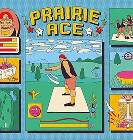 PRAIRIE Artisan Ales 'Ace' Dry Hopped Farmhouse Ale 500ml