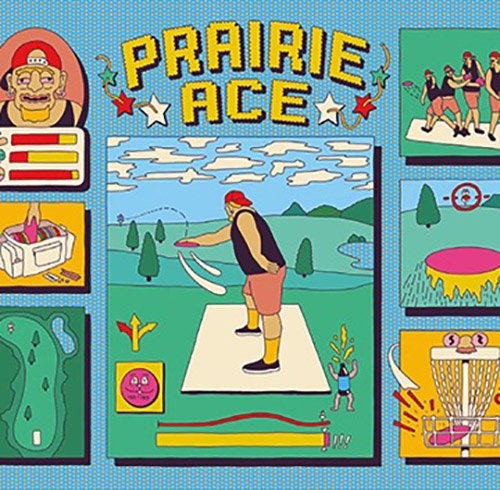 PRAIRIE 'Ace' Dry Hopped Farmhouse Ale 500ml