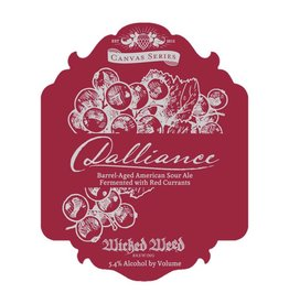 Wicked Weed 'Dalliance' Sour Ale 500ml