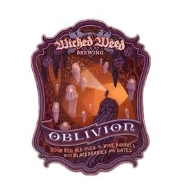 Wicked Weed 'Oblivion' Sour Red Ale 500ml
