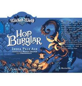 Wicked Weed 'Hop Burglar' IPA 12oz Sgl