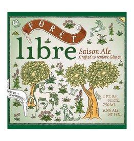 Dupont 'Foret Libre' Organic Saison 750ml