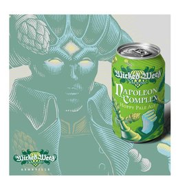 Wicked Weed 'Napoleon Complex' Pale Ale 12oz (Can)