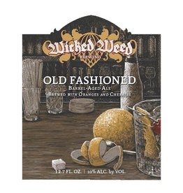 Wicked Weed 'Old Fashioned' Bourbon Barrel-aged Ale 375ml