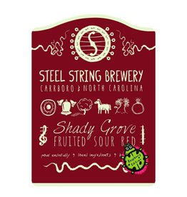 Steel String 'Shady Grove - Raspberry Edition' Fruited Sour Red 500ml