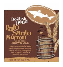 Dogfish Head 'Palo Santo Marron' 12oz Sgl