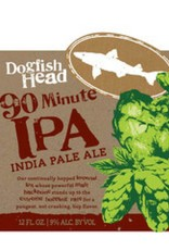 Dogfish Head '90 Minute IPA' Case (12oz - Box of 24)