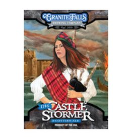 Granite Falls 'Castle Stormer' Scottish Ale 12oz (Sgl)
