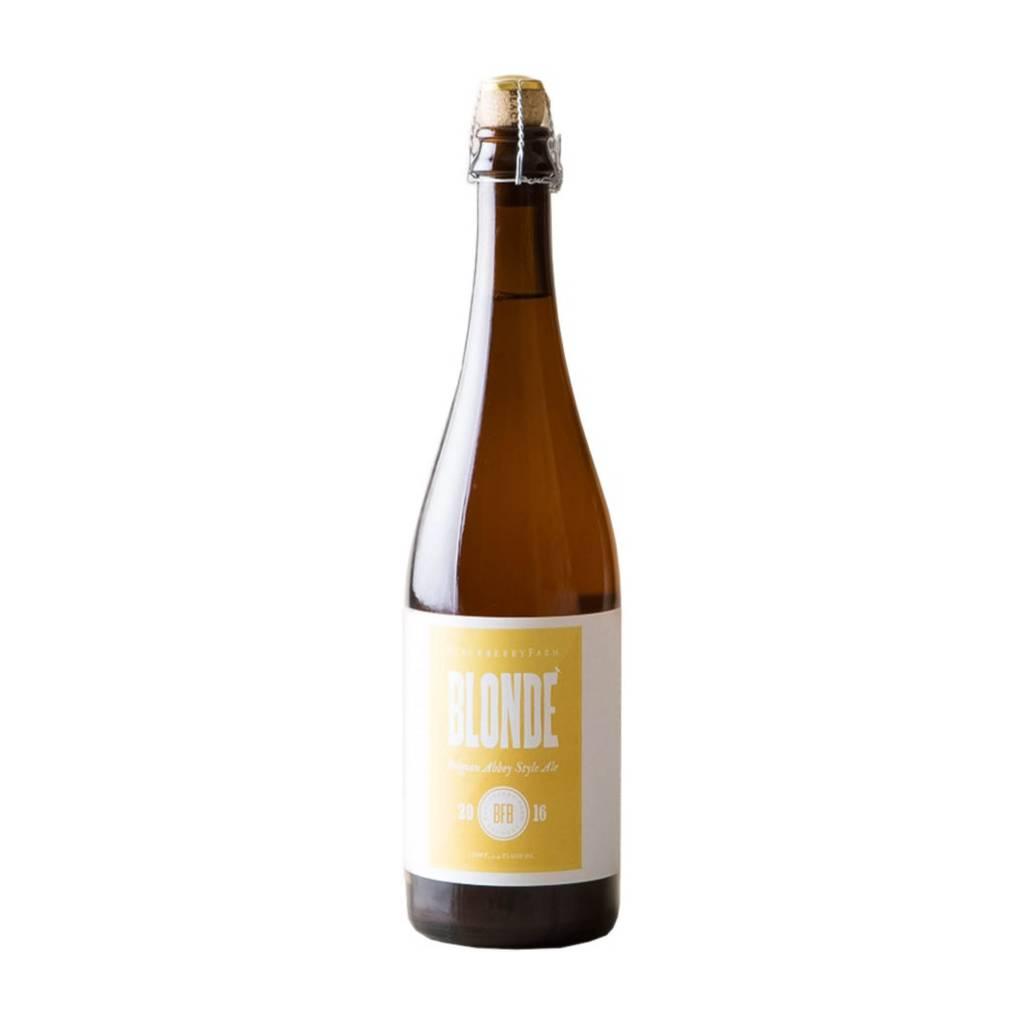 Blackberry Farm 'Blonde' Belgian Style Abbey Ale 750ml