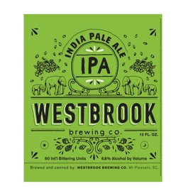 Westbrook 'IPA' 12oz Sgl (Can)