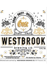 Westbrook 'Gose' 12oz Sgl (Can)