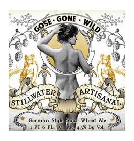 Stillwater 'Gose Gone Wild' 22oz