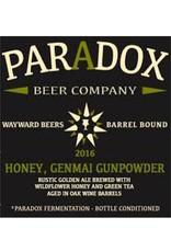 Paradox 'Honey Genmai Gunpowder' Barrel-Aged Green Tea Ale 500ml