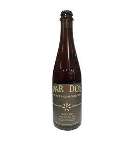 Paradox 'Trois Ans Anniversary' Vintage Ale 500ml