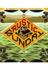 Birds Fly South 'Rustic Sunday' Rye Farmhouse Ale 750ml