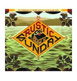 Birds Fly South Birds Fly South 'Rustic Sunday' Rye Farmhouse Ale 750ml