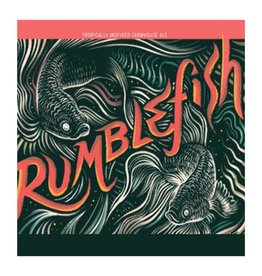 Birds Fly South 'Rumblefish' Hoppy Saison 750ml