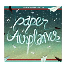 Birds Fly South 'Paper Airplanes' Brett Pale Ale 750ml