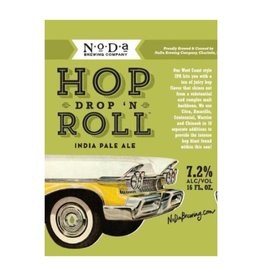 NoDa NoDa 'Hop Drop n Roll' IPA 16oz Sgl (Can)